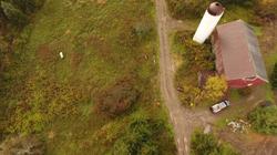 SD barn silo truck 10-22-18