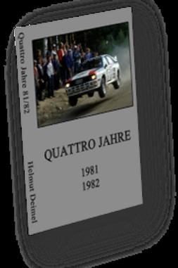Audi Quattro Jahre 81/82