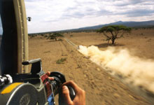 East African Safari Rallye 2003