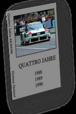 Audi Quattrorevolution 88-90