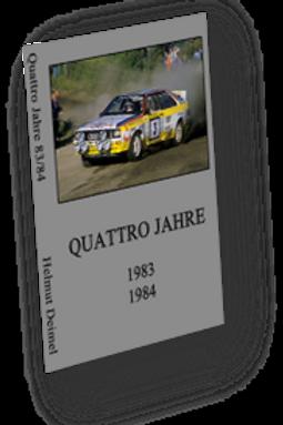 Audi Quattro Jahre 83/84