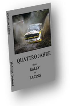 Audi Quattro Jahre from Rally to Racing