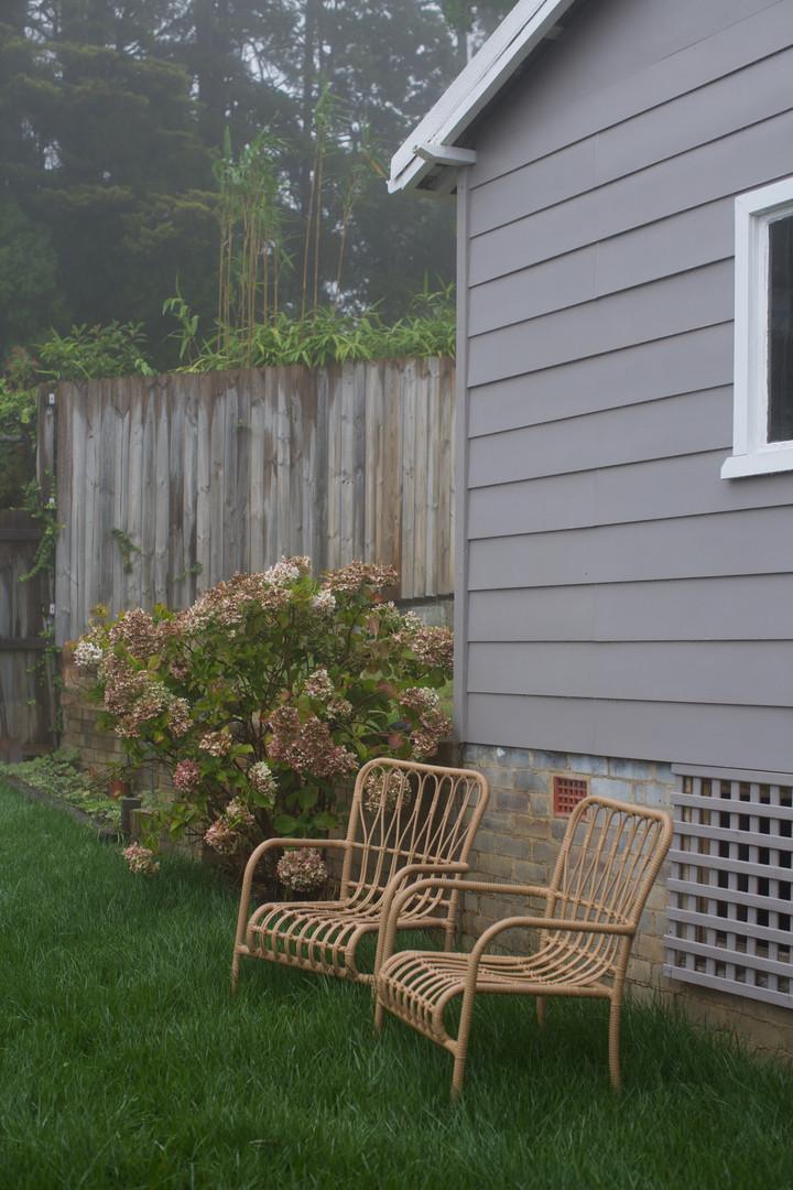 Eastview House Leura Autumn End Garden