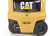 Direction 360° chariot électrique Cat