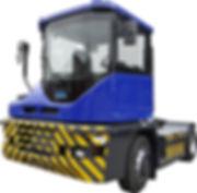 Tracteur portuaire aéroport lemonnier MOL location vente maintenance france entretient 4x4