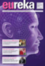 magazine eureka n° 25 pour professionnels de logistique