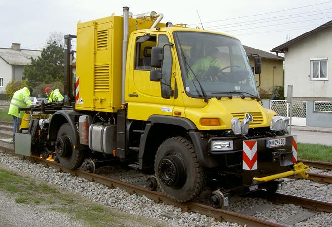 Maintenance ferroviaires
