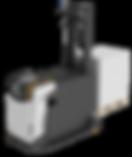 gerbeur à contrepoids électrique automatique rocla cat france belgique avg Aprolis verhuur