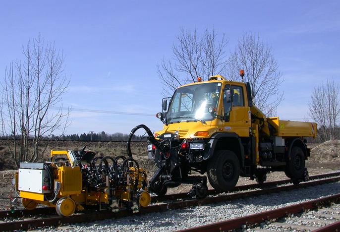 Service rail