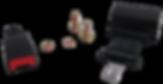 chariot elevateur cat pieces Ceinture enrouleur