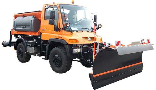 Unimog Road Maintenance Snow