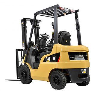 chariot elevateur cat diesel
