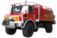 Unimog rail route lemonnier mercedes benz location vente maintenance france ferroviaire entretient pompier incendie