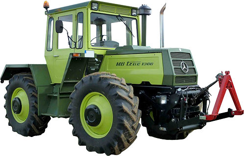 MB TRAC agricultural tractor
