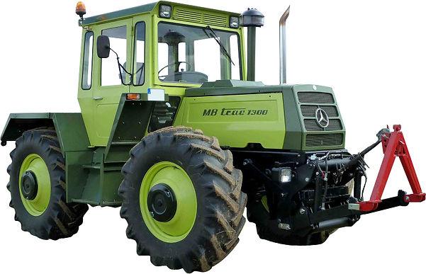 Tracteur agricole MB TRAC lemonnier mercedes benz location vente maintenance france entretient