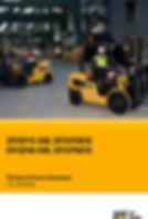 chariot elevateur cat brochure