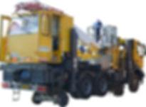 Unimog rail route lemonnier mercedes benz location vente maintenance france ferroviaire entretient reseaux électrique