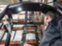 Cabine Grand Froid entrepôt frigorifique