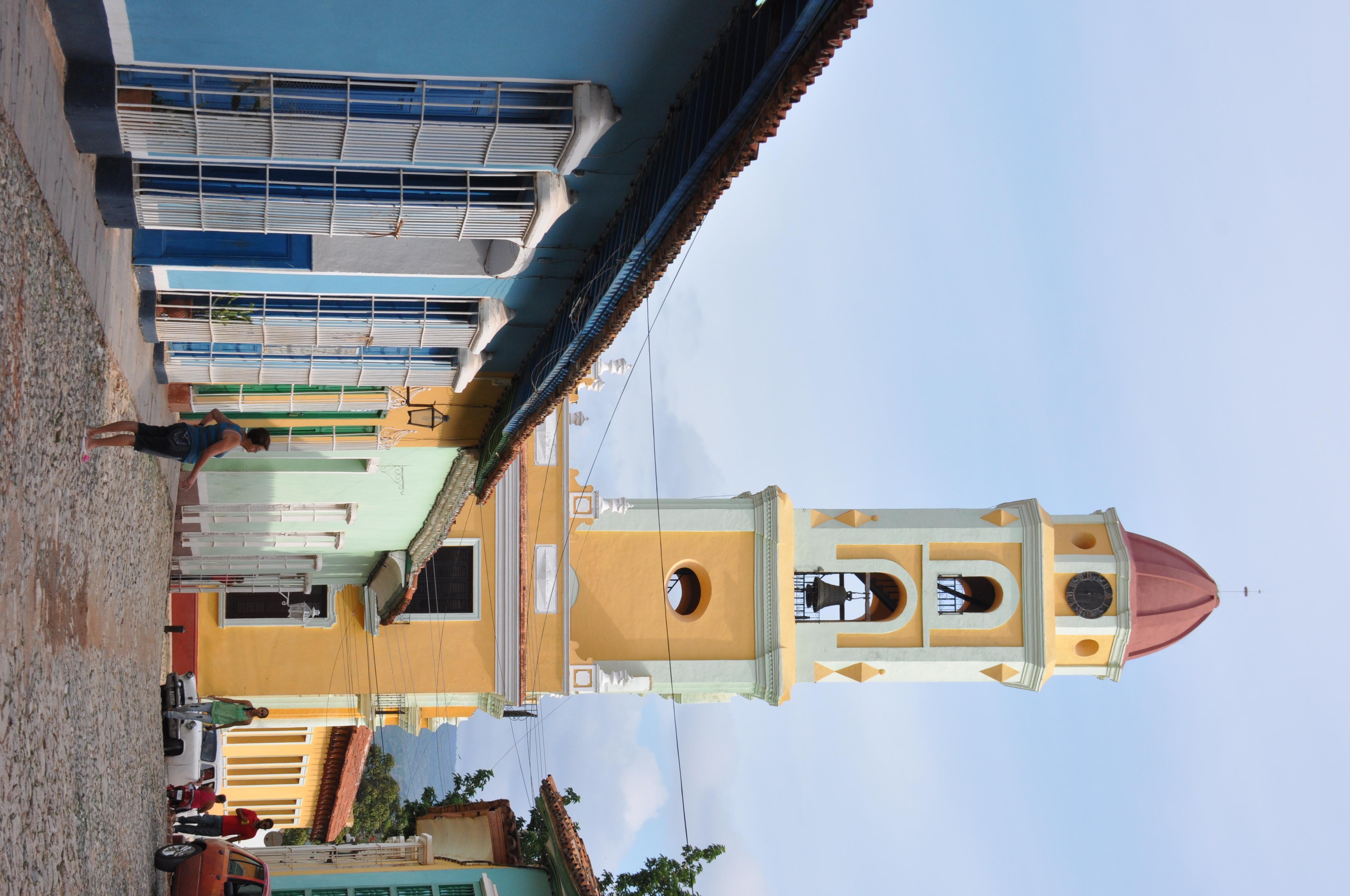 Torre del Convento de Trinidad