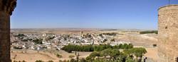 Vista panoramica de Belmonte