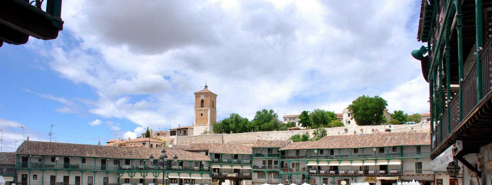 Vista de la Torre del Reloj