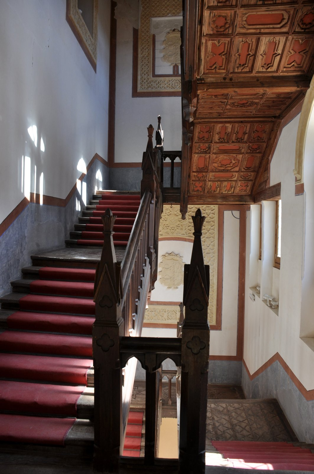 Escaleras interiores