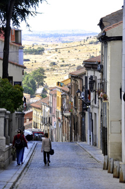 Calle Vallespín