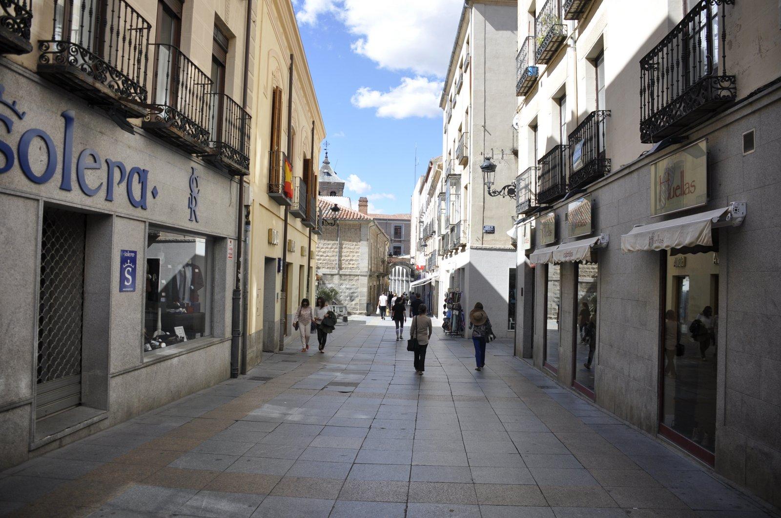 Calle de los Reyes Católicos