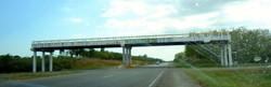 Autopista hacia Pinar del Rio