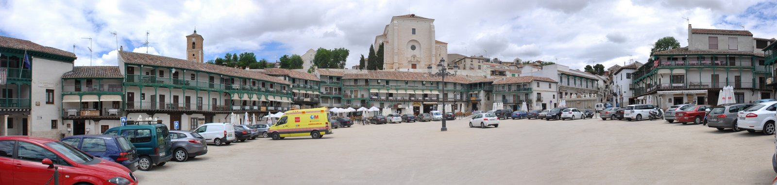 Plaza chinchon