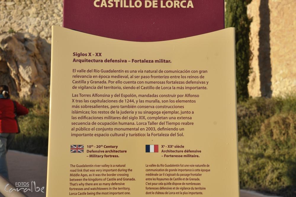 Castillo de Lorca (2)