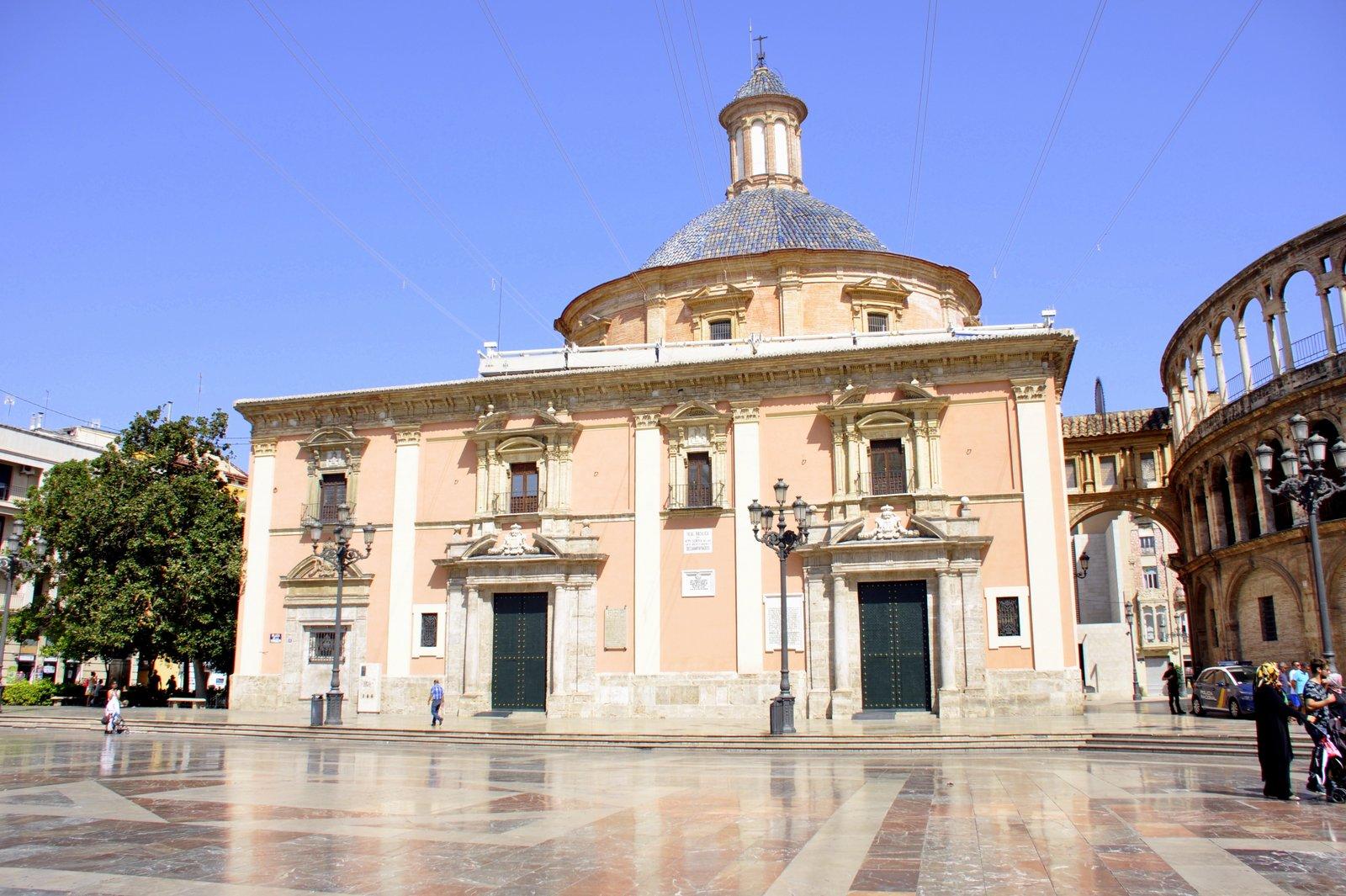 Basílica de la Virgen