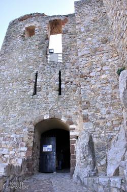 Castillo de Calatrava La Nueva, Aldea de
