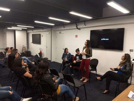 Meetup: O impacto do futebol feminino no Brasil pós Copa