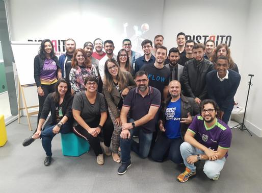 1º SportsTech Talk em Curitiba já aconteceu!