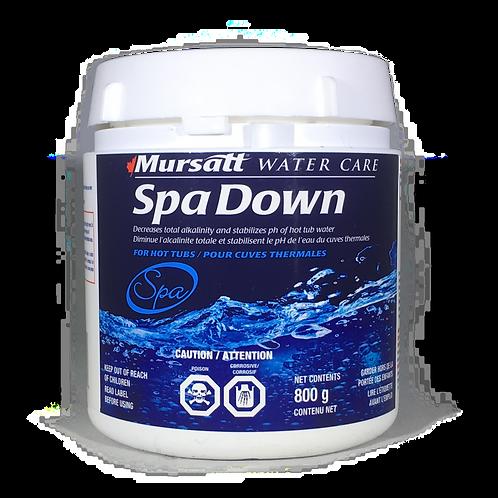Spa Down