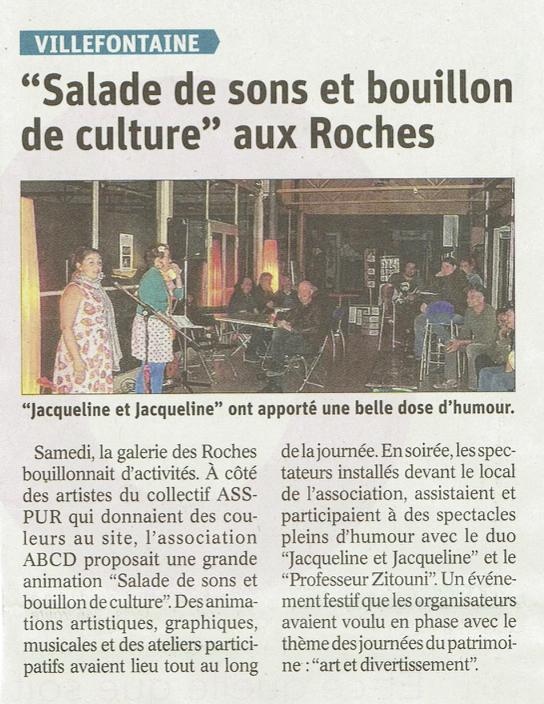 Festival Bouillons de Culture