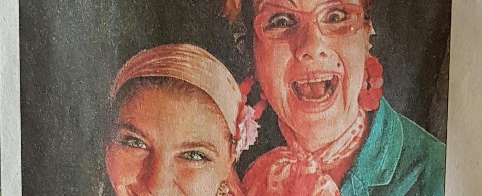 Duo Musique et Clown Show Musical et Loufoque, Jacqueline et Jacqueline - 38 - France