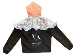 Frill Jacket (Back) - $68