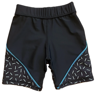 Bike Shorts (Print) - $40 (Child) / $43 (Adult)