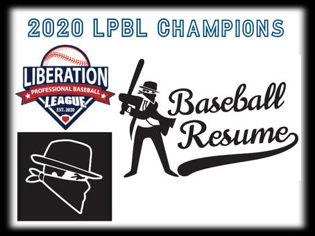 Baseball Resume Bandits win first-ever LPBL title