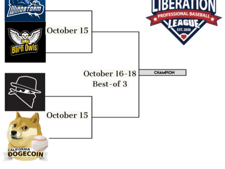 Matchups set for LPBL Playoffs