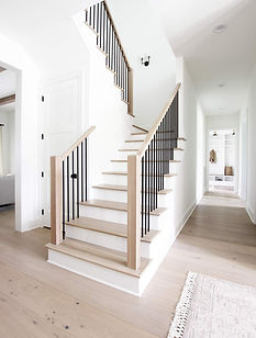 Four Elements of a Beautiful Staircase -