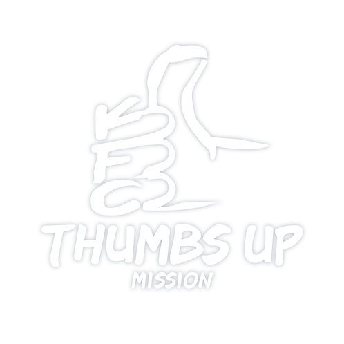Thumbs Up Sticker - Vinyl Transfer Sticker