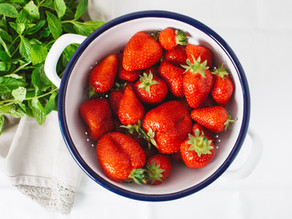 Can strawberries build immunity?