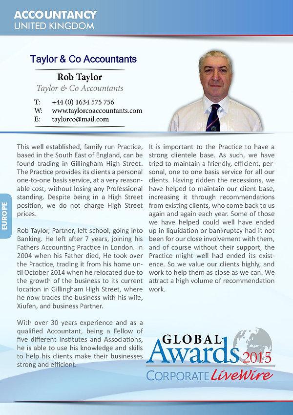 Accountants in Medway, Gillingham, Chatham & Rainham