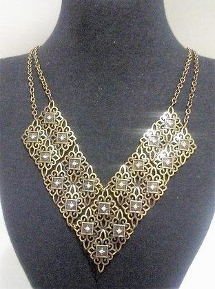 Morana Set B3 Necklace+Earrings
