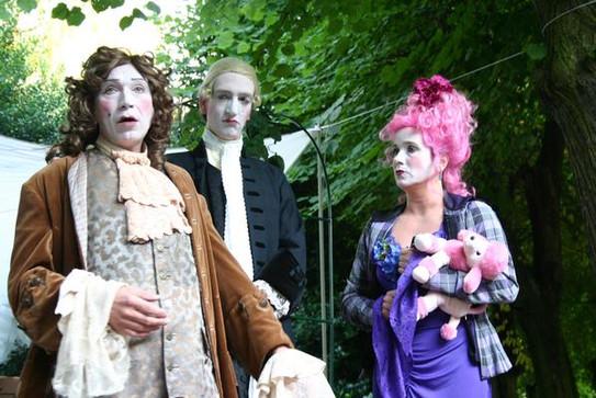 Figaros Hochzeit - Dr. Bartholo