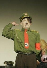 Noch ist Polen nicht verloren - Herr Bronsky, Hitler