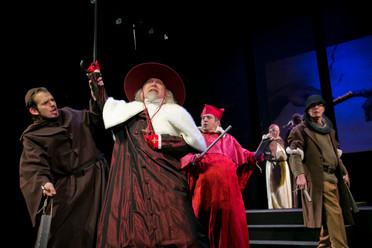 Leben des Galilei - Alter Kardinal